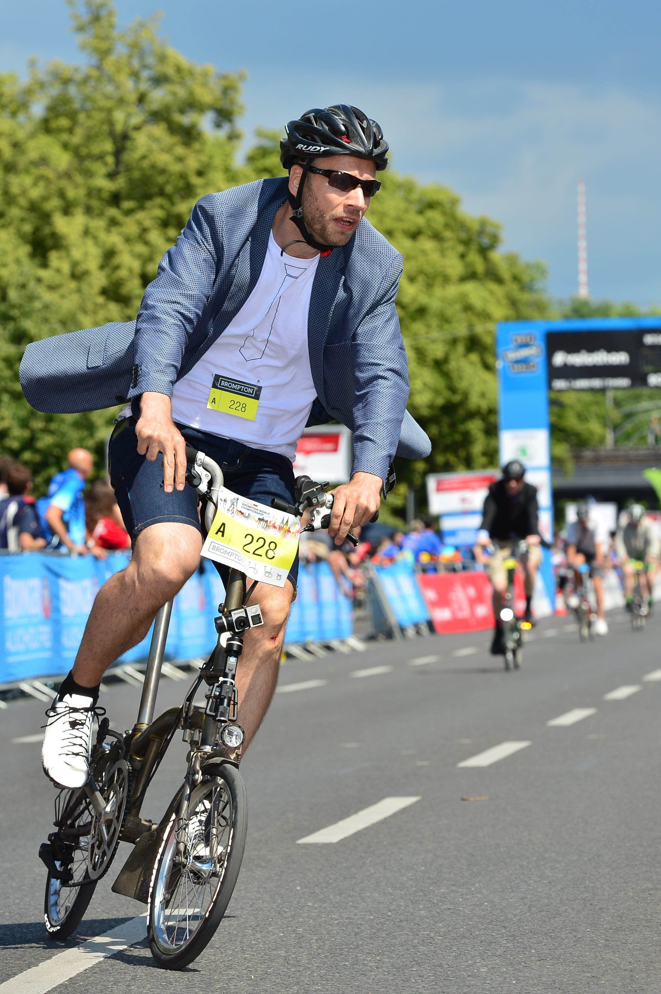 Brompton World Championship Berlin 2016