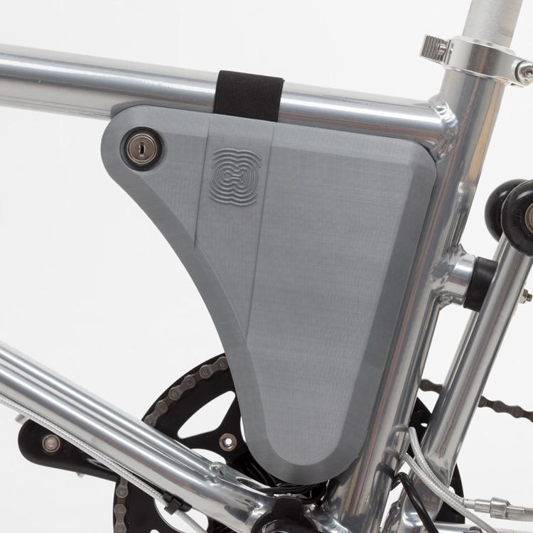 Ahooga hybrid bike Folding Power