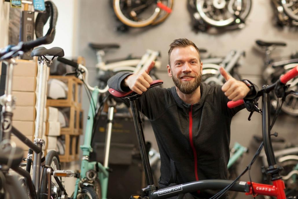 Boxbike Faltrad Shop Berlin Patrick Moeller