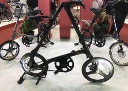 Boxbike Taipei Cycle Show 2017 Strida C1 Carbon