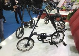 Boxbike Taipei Cycle Show 2017 Strida