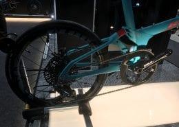 Boxbike auf der Teipei Cycle Show TCS 2017 Reach