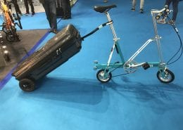 Boxbike auf der Teipei Cycle Show TCS 2017 CarryMe