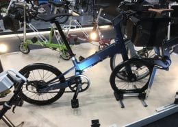 Boxbike auf der Teipei Cycle Show TCS 2017 IF Move
