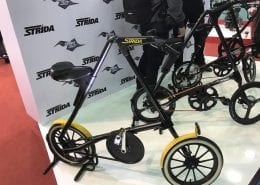Boxbike Taipei Cycle Show 2017 Strida