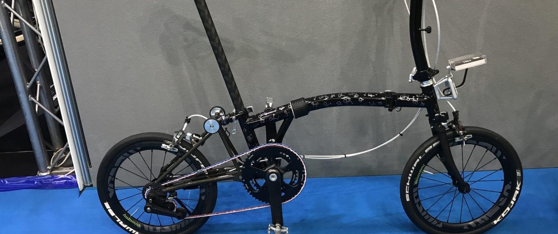 Boxbike Taipei Cycle Show 2017 Brompton Hubsmith