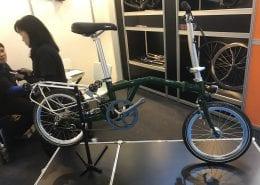 Boxbike Taipei Cycle Show 2017 Brompton Klon
