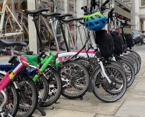 Brompton Dealer Day Und Factory Visit Boxbike Faltrad Shop Berlin 57