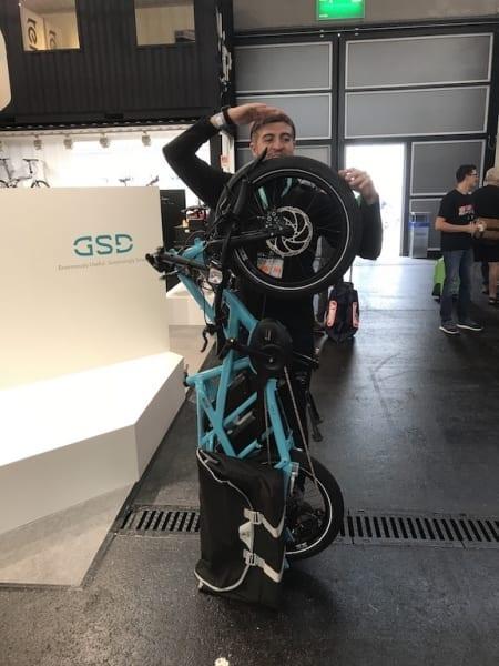 Tern GSD Cargobike - Galen Crout