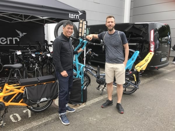 Tern GSD Cargobike- Joshua Hon - Patrick Möller