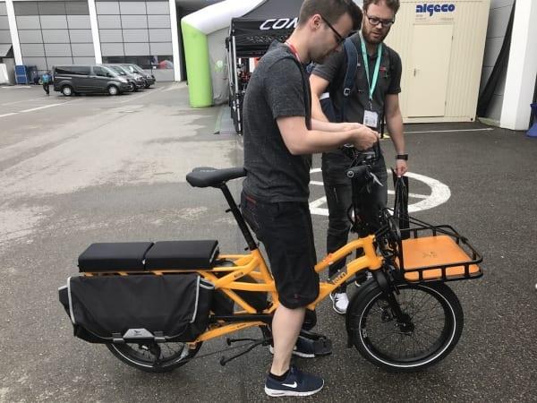 Tern GSD Cargobike