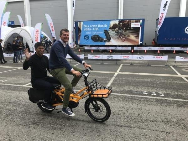 Tern GSD Cargobike - Joshua Hon