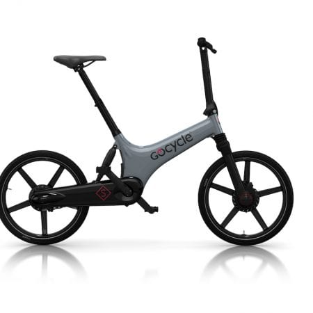 Gocycle GS Grau