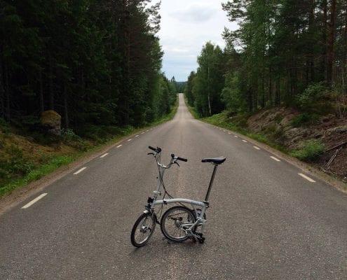 Brompton Tour Skandinavien / Schweden