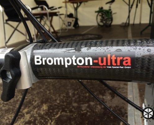 Brompton Ultra Carbonrahmen