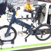 Eurobike 2015 Impressionen - Pacific Cycles iF Move