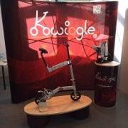 Eurobike 2015 Impressionen - Kwiggle Bike