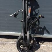 Eurobike 2015 Impressionen - Strida Carbon Prototype