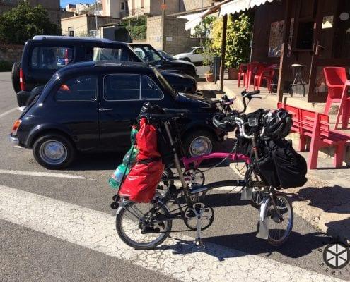 Brompton Tour Italien - Tertenia