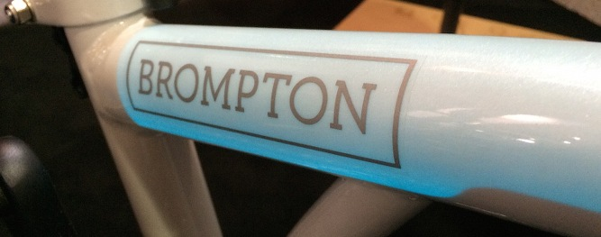Brompton Light Up Faltrad Special Edition