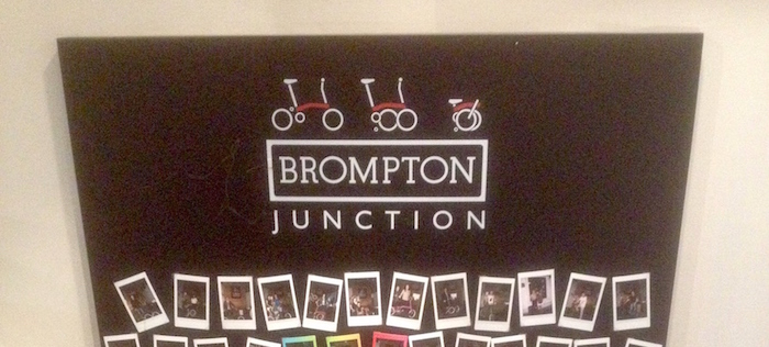 Brompton Junction Shanghai