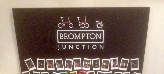 Brompton Junction Shanghai
