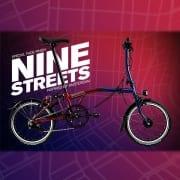 Boxbike Faltrad Shop Brompton Amsterdam Nine Streets Edition