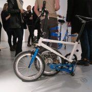 Das Tyrell IVE auf der After Show Party der Berliner Fahrradschau 2016