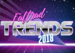Faltrad Trends 2018