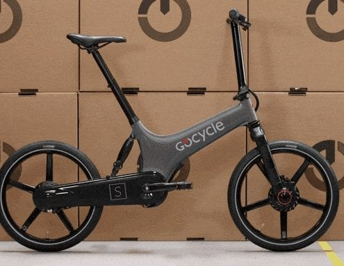 Gocycle G3 Test / GS