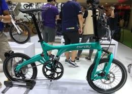 Boxbike Faltrad Shop Berlin Taipei Cycle Show Birdy Neuheiten Rplus New Classic Titan 10