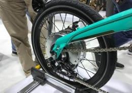 Boxbike Faltrad Shop Berlin Taipei Cycle Show Birdy Neuheiten Rplus New Classic Titan 11