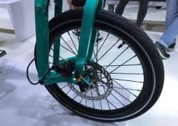 Boxbike Faltrad Shop Berlin Taipei Cycle Show Birdy Neuheiten Rplus New Classic Titan 12