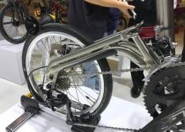 Boxbike Faltrad Shop Berlin Taipei Cycle Show Birdy Neuheiten Rplus New Classic Titan 14