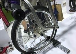 Boxbike Faltrad Shop Berlin Taipei Cycle Show Birdy Neuheiten Rplus New Classic Titan 18