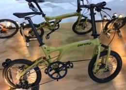 Boxbike Faltrad Shop Berlin Taipei Cycle Show Birdy Neuheiten Rplus New Classic Titan 2