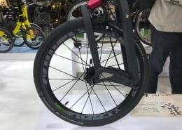 Boxbike Faltrad Shop Berlin Taipei Cycle Show Birdy Neuheiten Rplus New Classic Titan 20