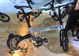 Boxbike Faltrad Shop Berlin Taipei Cycle Show Birdy Neuheiten Rplus New Classic Titan 3