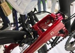 Boxbike Faltrad Shop Berlin Taipei Cycle Show Birdy Neuheiten Rplus New Classic Titan 5