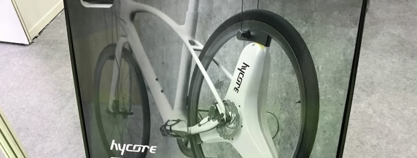 Boxbike Faltrad Shop Berlin Taipei Cycle Show Hycore Ebike Wheel 1
