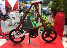 Boxbike Faltrad Shop Berlin Taipei Cycle Show Strida Folding Bike Colors Scooter 6