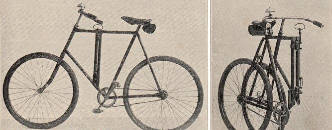 Folding Bike Patent 1896 von Michael Neubert, CC BY 2.0