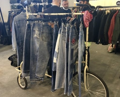 Folding Bikes auf der Fashion Messe Panorama Berlin