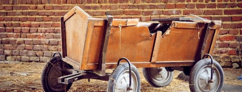 Mobilitätslösung und Diesel Bullshitbingo