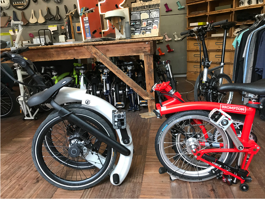Boxbike Faltrad Shop Jivr Ebike Folding Bike Chainless