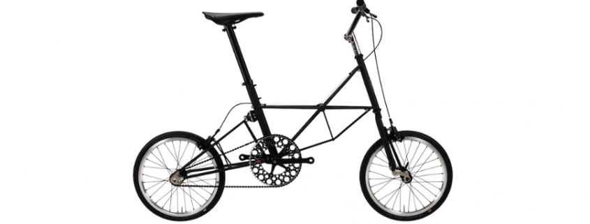 Boxbike Faltrad Shop Moulton Colourbolt X Black Special Edition Folding Bike