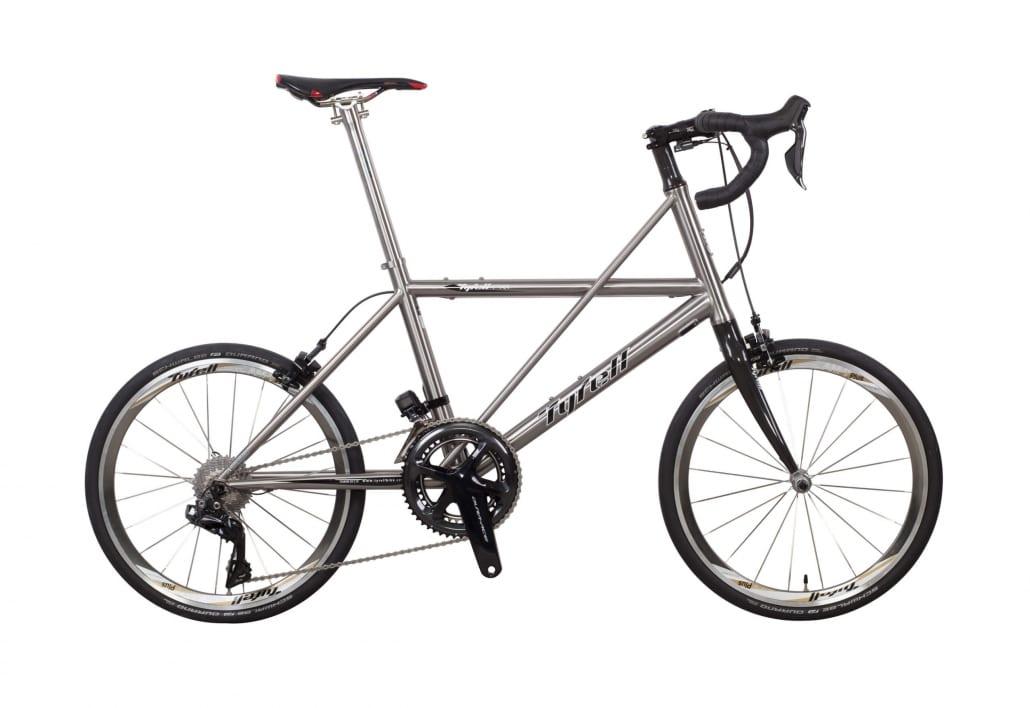 Tyrell Bike Pk1 Mini Velo 2