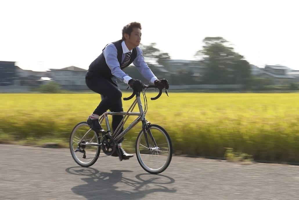 Tyrell Bike Pk1 Mini Velo Promo 2