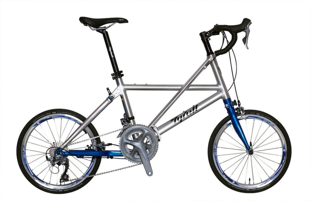 Tyrell Fx Blue Special Edition Boxbike Faltrad Shop Berlin 1