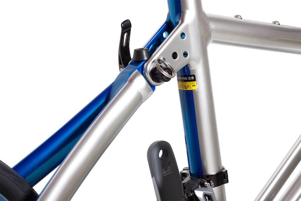 Tyrell Fx Blue Special Edition Boxbike Faltrad Shop Berlin 2